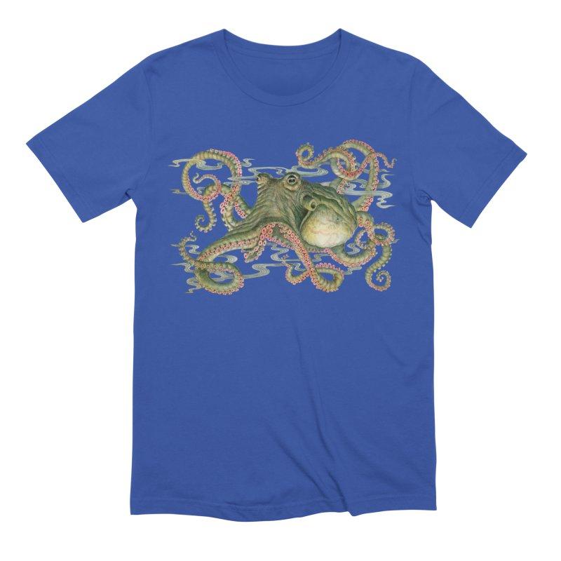 Octopod: Specimen H Men's Extra Soft T-Shirt by Jason Brammer's Shop