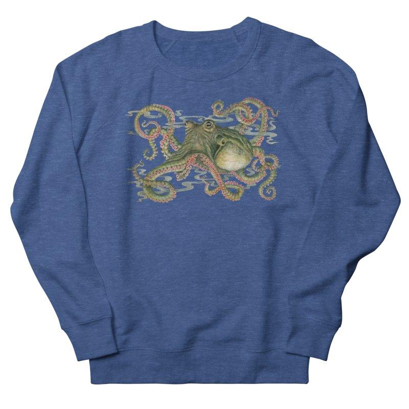 Octopod: Specimen H Men's Sweatshirt by Jason Brammer's Shop