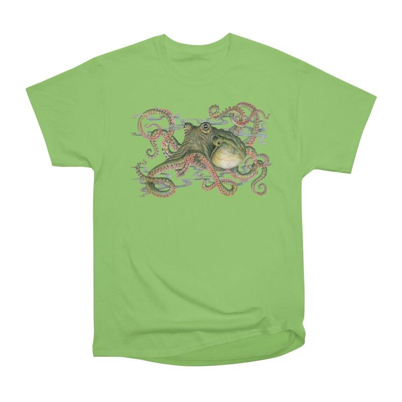 Octopod: Specimen H Men's Heavyweight T-Shirt by Jason Brammer's Shop