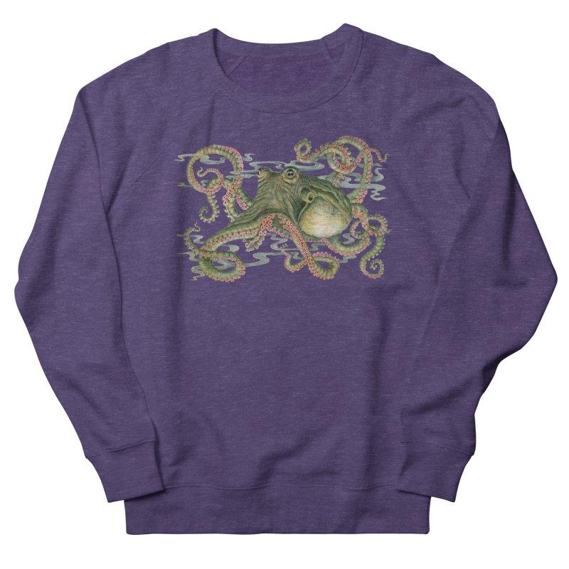 Octopod: Specimen H Women's French Terry Sweatshirt by Jason Brammer's Shop