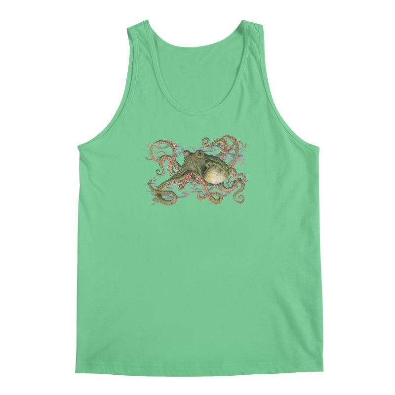 Octopod: Specimen H Men's Regular Tank by Jason Brammer's Shop