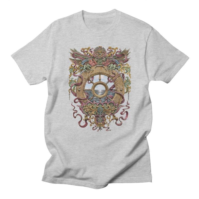Writhing Waters XVI (Mara's Wheel) Women's Regular Unisex T-Shirt by Jason Brammer's Shop