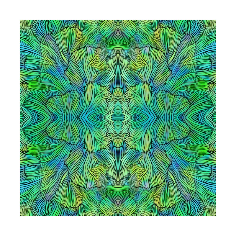 Succulent Dreams Home Fine Art Print by Jason Castillo Illustration