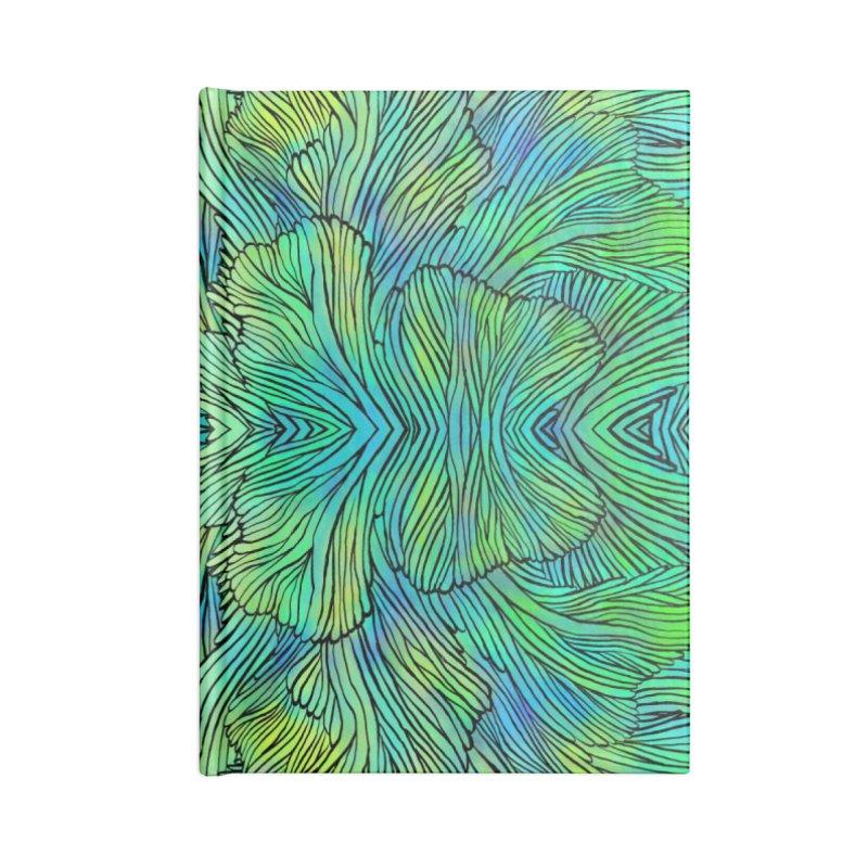Succulent Dreams Accessories Notebook by Jason Castillo Illustration