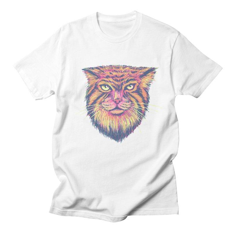 Pallas Cat Women's T-Shirt by Jason Castillo Illustration