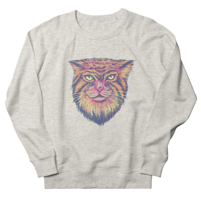Pallas Cat Men's Sweatshirt by Jason Castillo Illustration