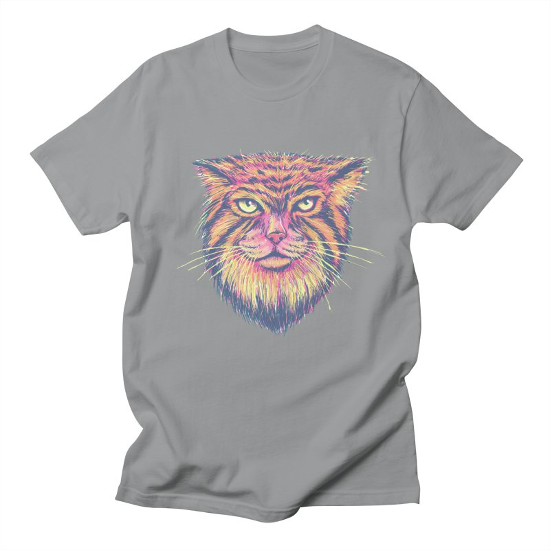 Pallas Cat Men's Regular T-Shirt by Jason Castillo Illustration