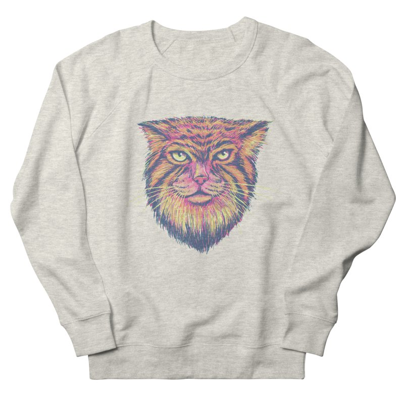 Pallas Cat Women's Sweatshirt by Jason Castillo Illustration