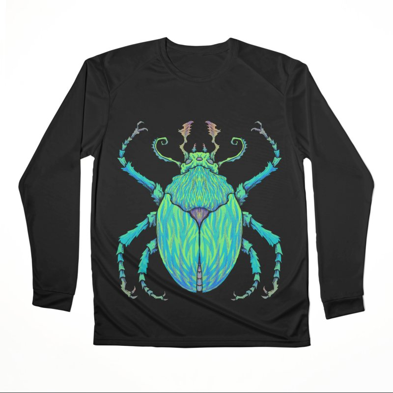 Unkown Species 2 Women's Longsleeve T-Shirt by Jason Castillo Illustration