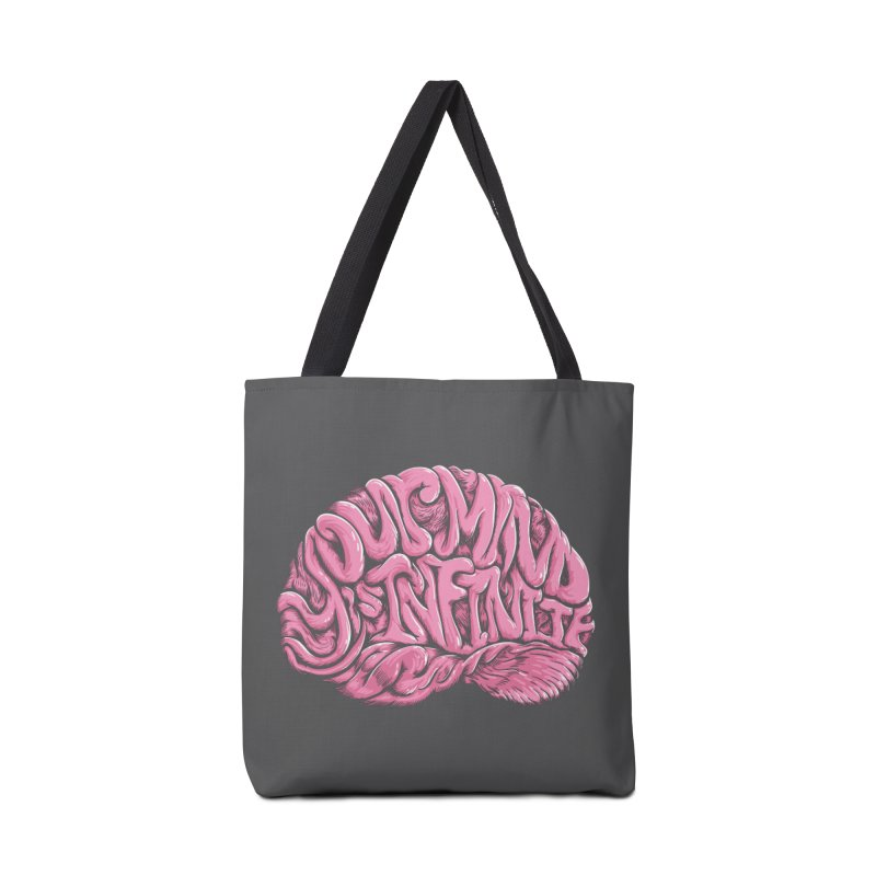 Your Mind is Infinite Accessories Tote Bag Bag by Jason Castillo Illustration