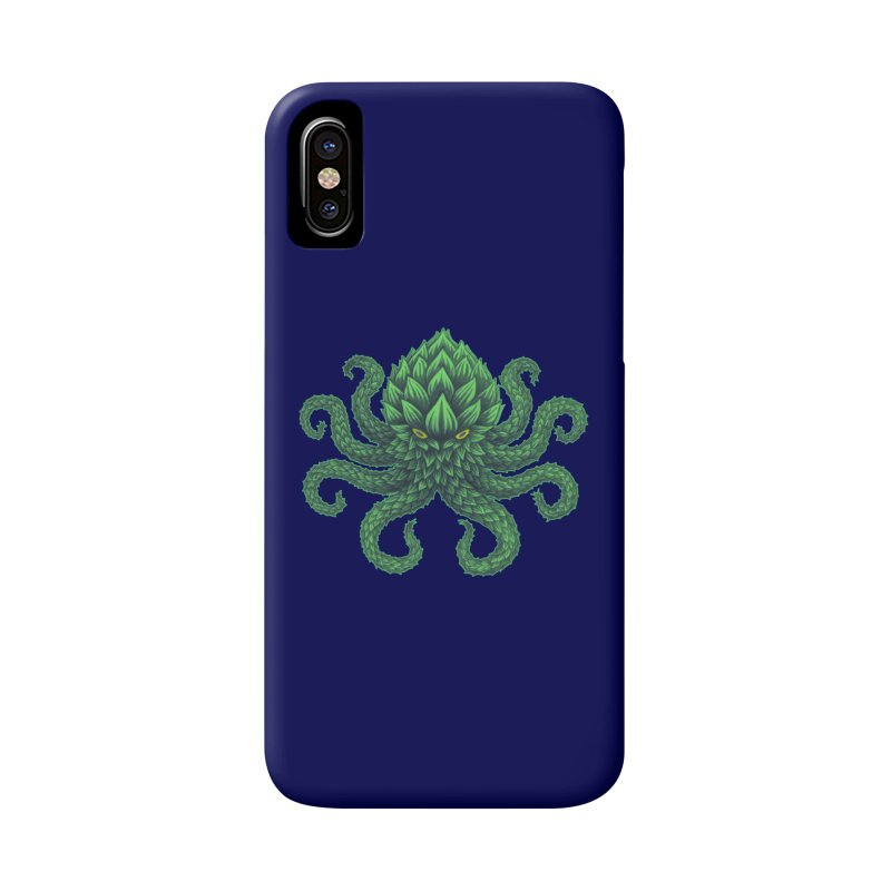 Hoptopus Accessories Phone Case by Jason Castillo Illustration