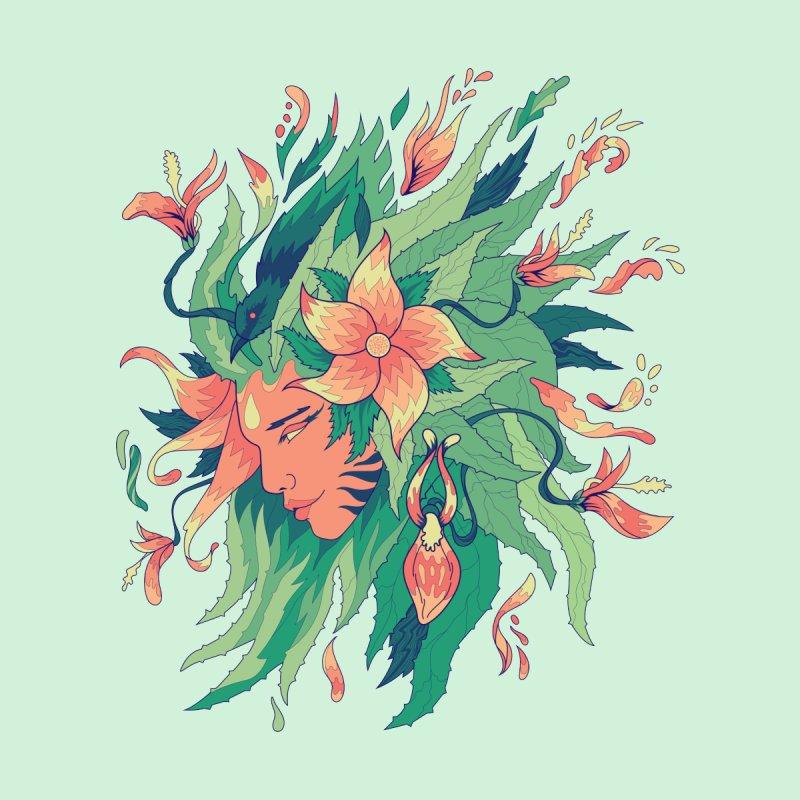 Agave Spirit Home Rug by Jason Castillo Illustration