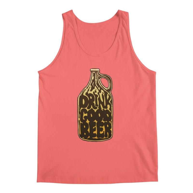 Drink Good Beer   by Jason Castillo Illustration
