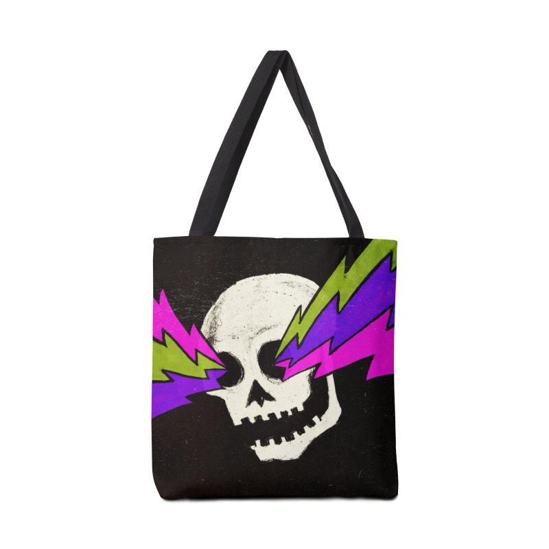Variations on a Skull Part One Accessories Bag by Jason Castillo Illustration