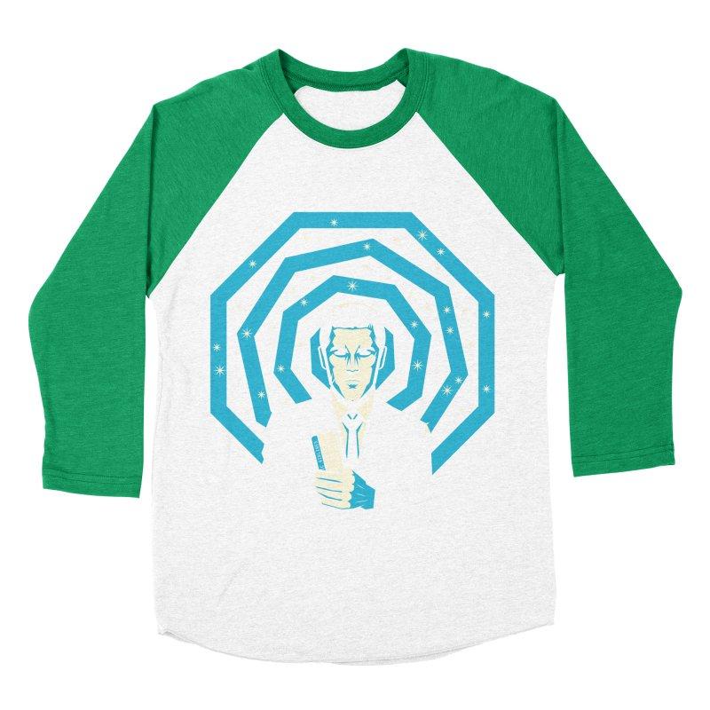 Men Of Mystery (The Lost Island) Women's Baseball Triblend T-Shirt by jasoncryer's Artist Shop