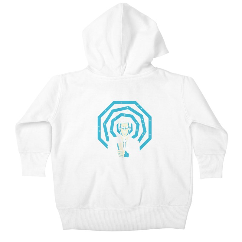 Men Of Mystery (The Lost Island) Kids Baby Zip-Up Hoody by jasoncryer's Artist Shop