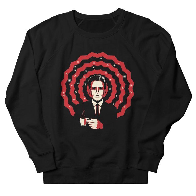 Men Of Mystery (The Black Lodge) Men's Sweatshirt by Jason Cryer