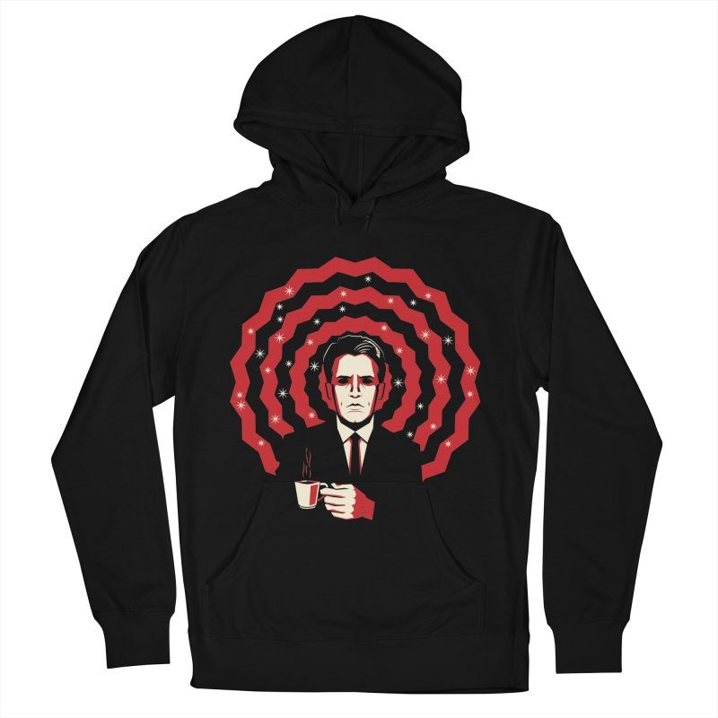 Men Of Mystery (The Black Lodge) Men's Pullover Hoody by jasoncryer's Artist Shop