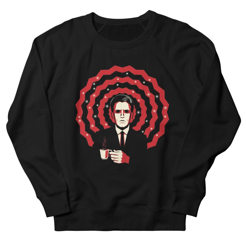 Men Of Mystery (The Black Lodge) Women's Sweatshirt by jasoncryer's Artist Shop