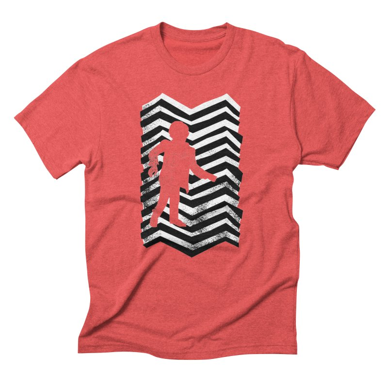 The Man From Another Place Men's T-Shirt by Jason Cryer