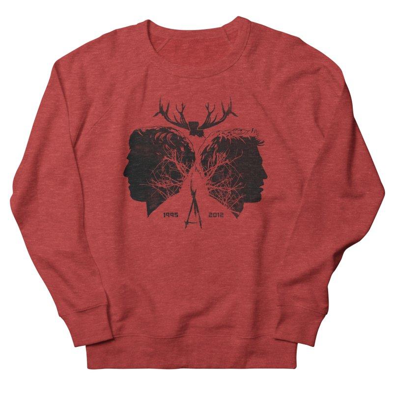 True Partners Men's Sweatshirt by Jason Cryer