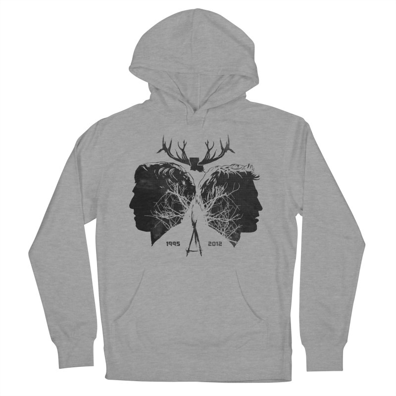 True Partners Men's Pullover Hoody by jasoncryer's Artist Shop