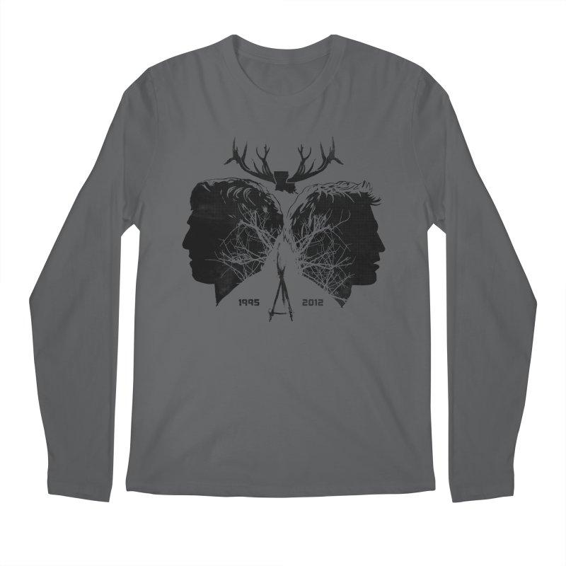 True Partners Men's Regular Longsleeve T-Shirt by jasoncryer's Artist Shop