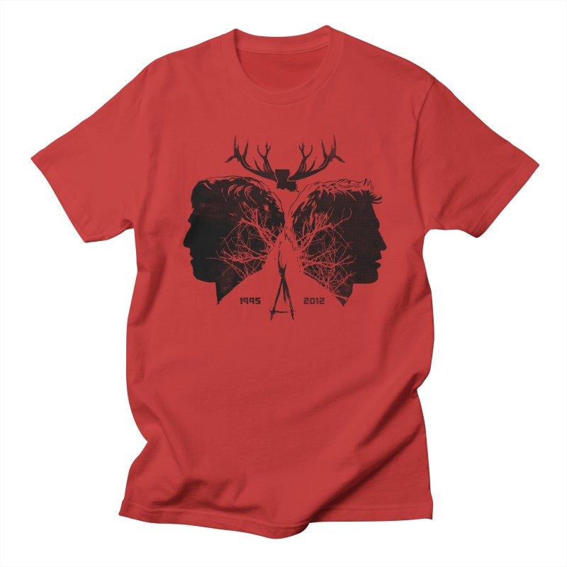 True Partners Men's T-Shirt by jasoncryer's Artist Shop