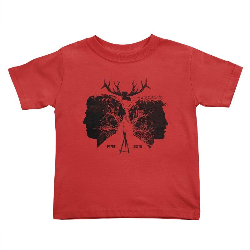True Partners Kids Toddler T-Shirt by Jason Cryer