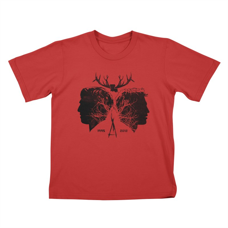 True Partners Kids T-Shirt by jasoncryer's Artist Shop