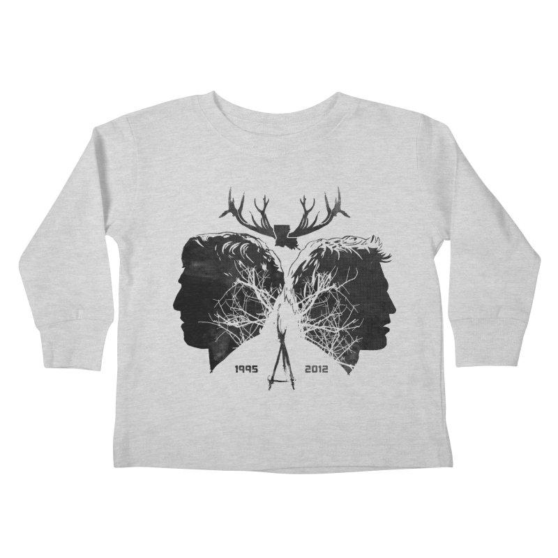 True Partners Kids Toddler Longsleeve T-Shirt by Jason Cryer