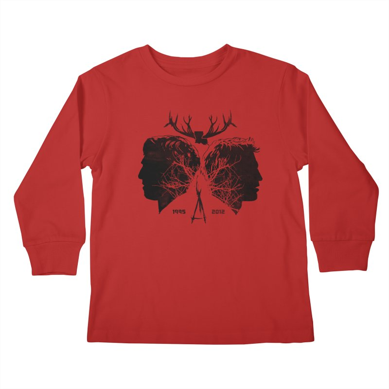 True Partners Kids Longsleeve T-Shirt by jasoncryer's Artist Shop