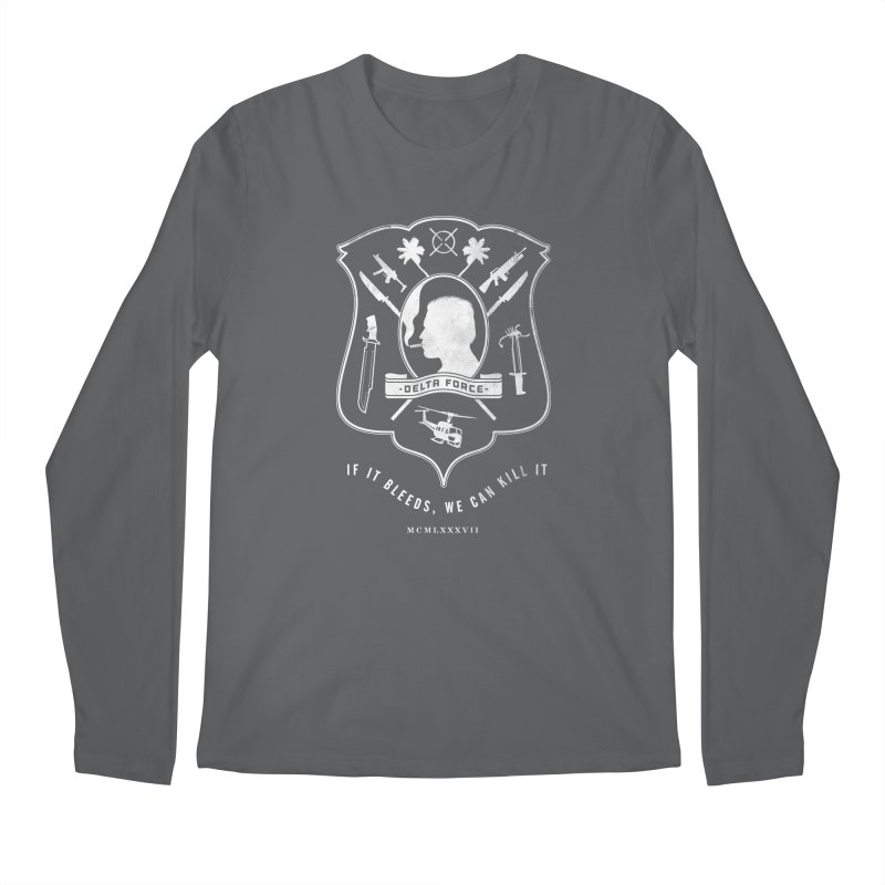 Delta Force Men's Longsleeve T-Shirt by jasoncryer's Artist Shop