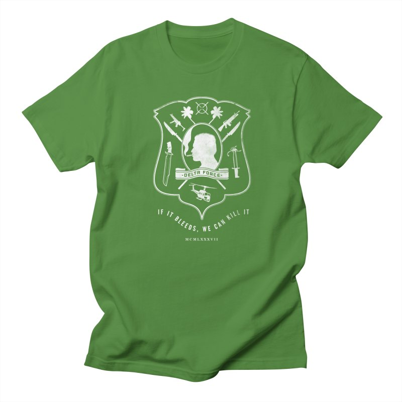 Delta Force Men's Regular T-Shirt by jasoncryer's Artist Shop