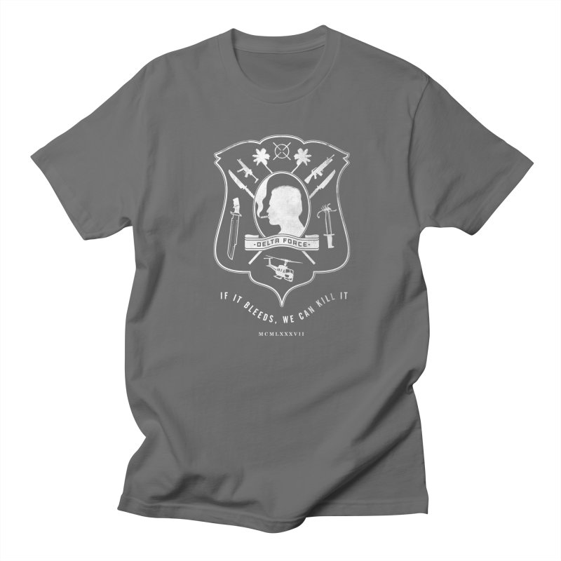 Delta Force Men's Regular T-Shirt by Jason Cryer