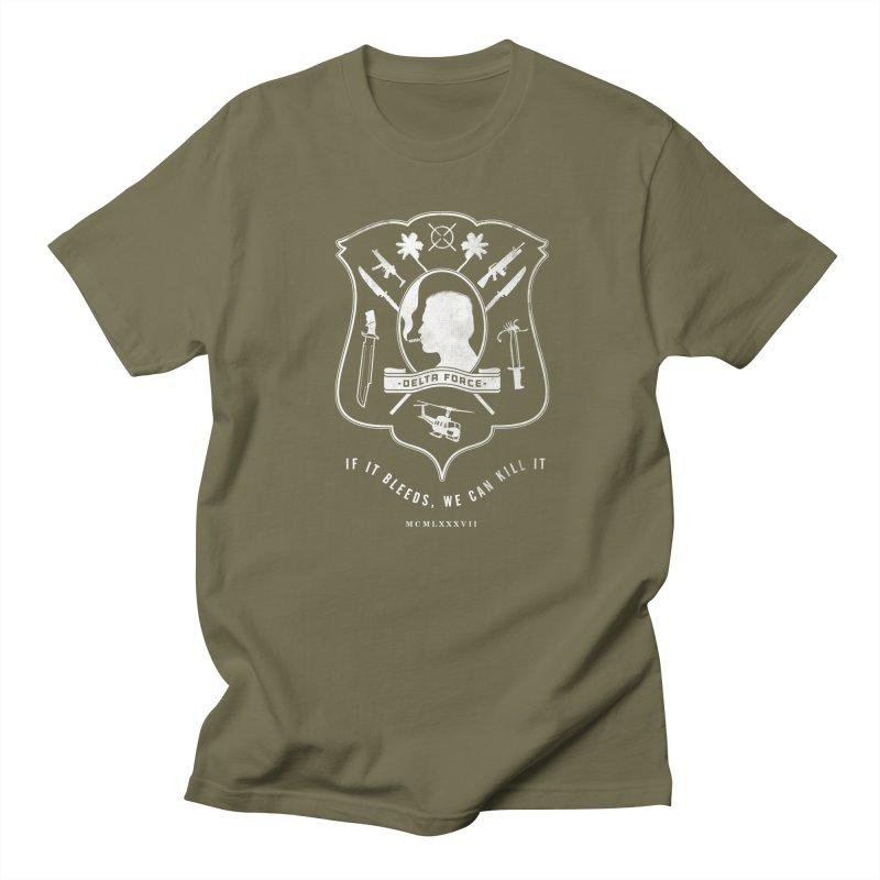 Delta Force Men's Regular T-Shirt by Jason Cryer