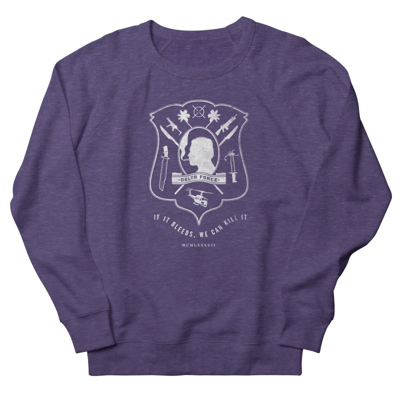 Delta Force Women's French Terry Sweatshirt by jasoncryer's Artist Shop
