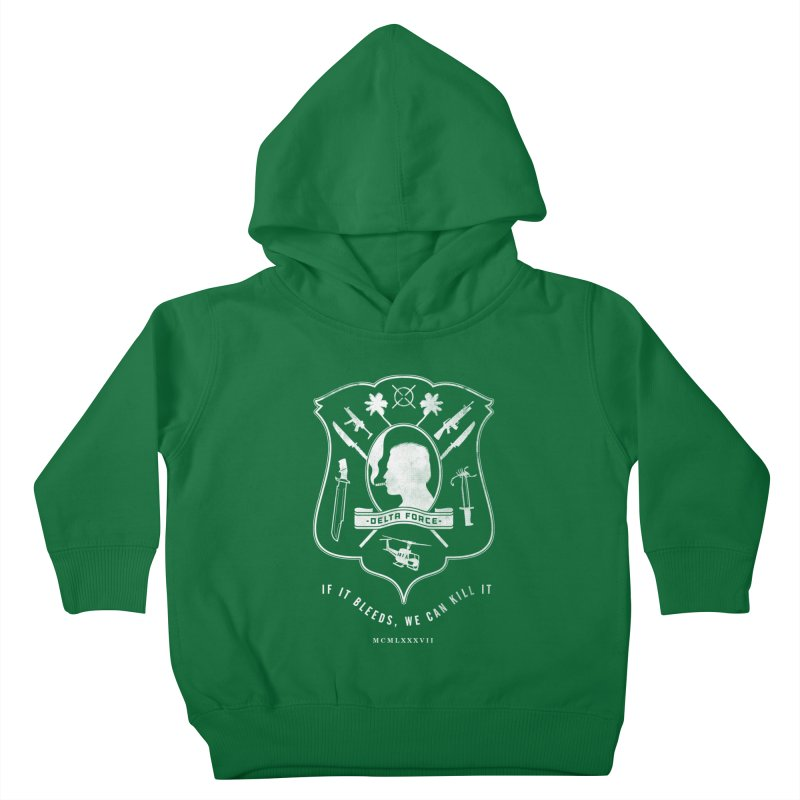 Delta Force Kids Toddler Pullover Hoody by jasoncryer's Artist Shop