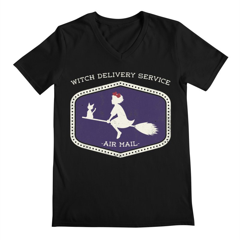 Witch Delivery Service   by jasoncryer's Artist Shop