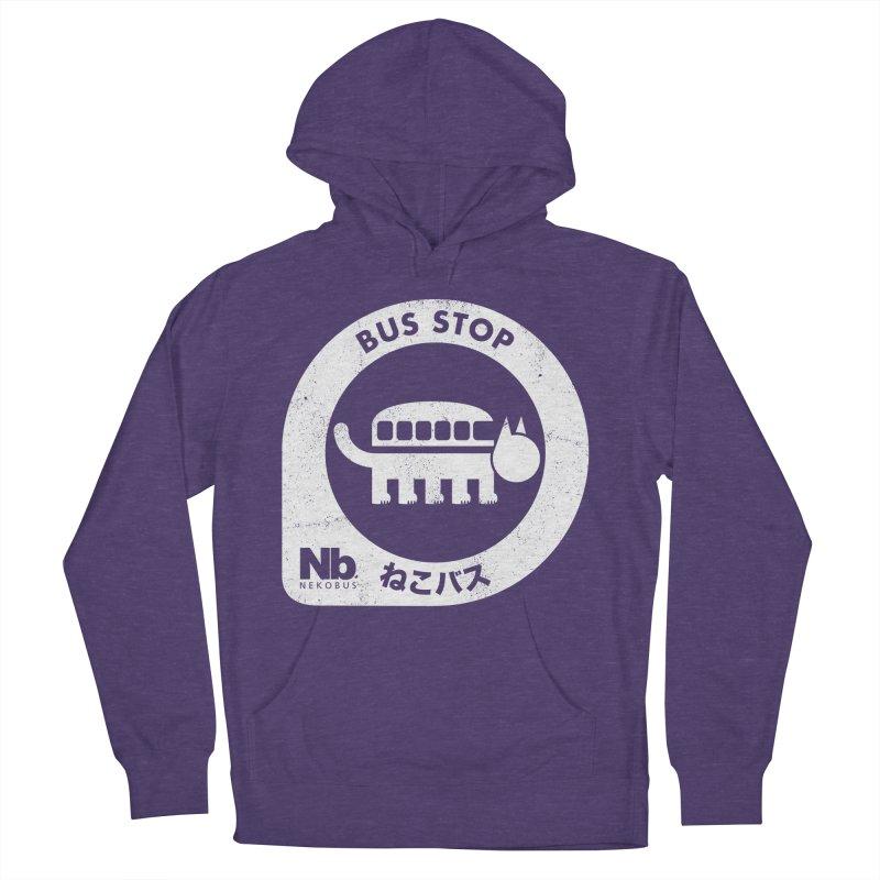 NekoBus Stop Women's Pullover Hoody by jasoncryer's Artist Shop