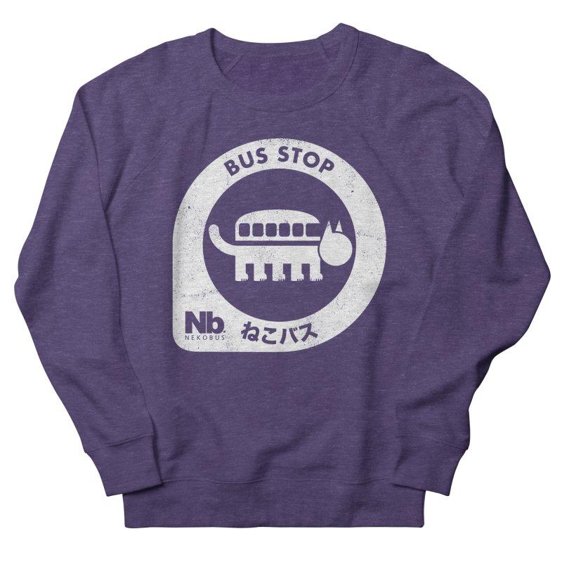 NekoBus Stop Women's Sweatshirt by jasoncryer's Artist Shop