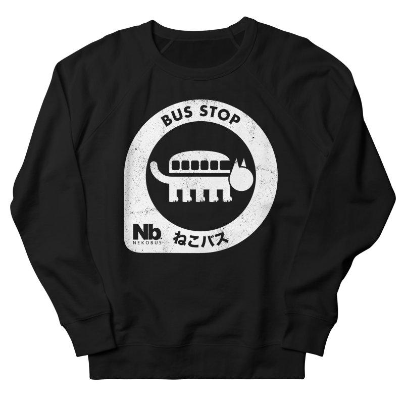 NekoBus Stop Men's Sweatshirt by jasoncryer's Artist Shop