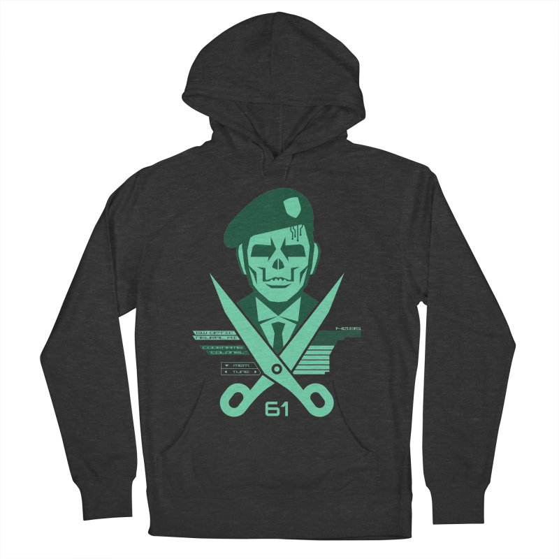 Scissors 61 Men's Pullover Hoody by jasoncryer's Artist Shop