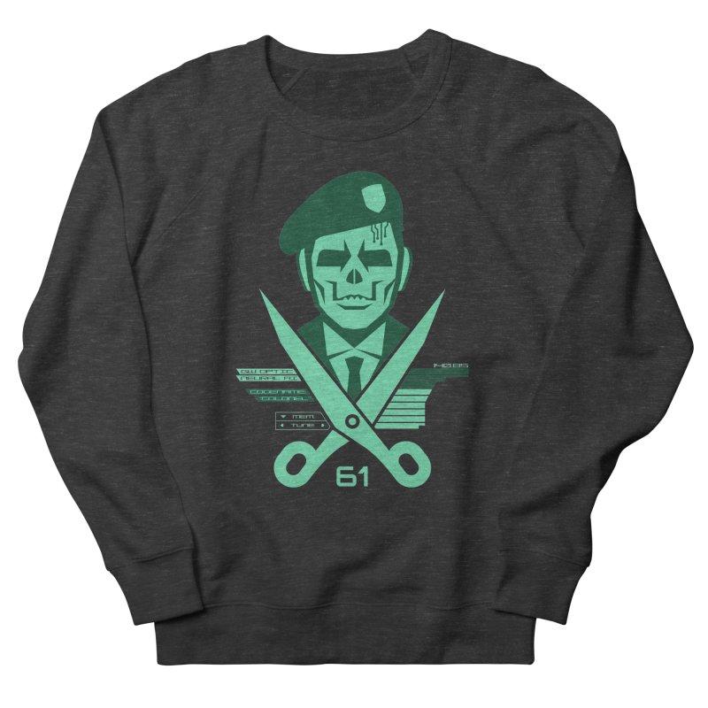 Scissors 61 Men's Sweatshirt by jasoncryer's Artist Shop