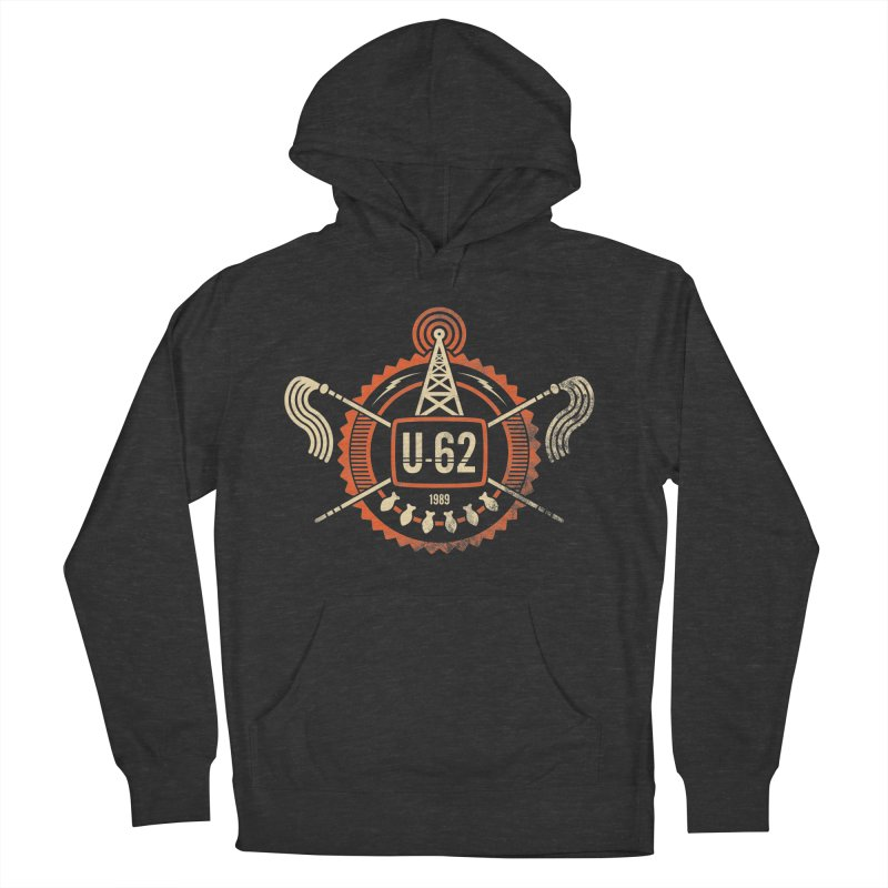 U62 Men's Pullover Hoody by jasoncryer's Artist Shop