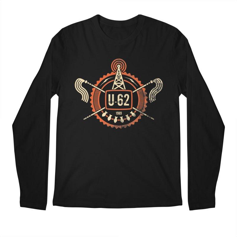 U62 Men's Regular Longsleeve T-Shirt by jasoncryer's Artist Shop