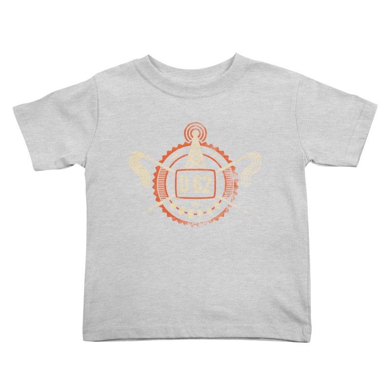 U62 Kids Toddler T-Shirt by jasoncryer's Artist Shop