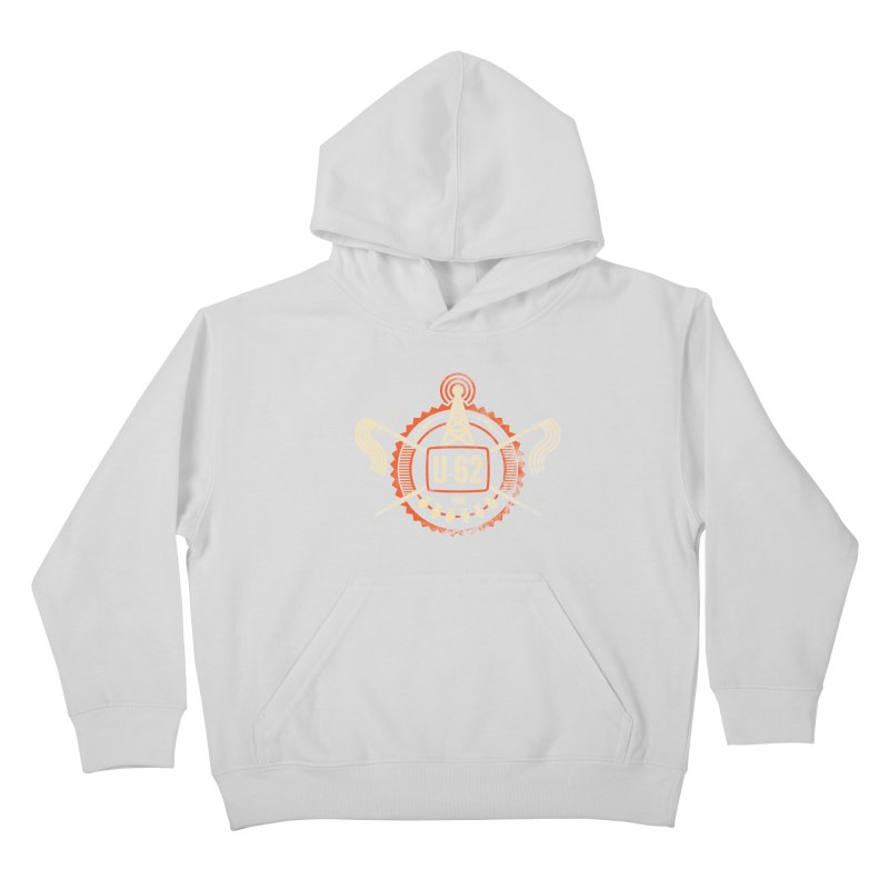 U62 Kids Pullover Hoody by Jason Cryer