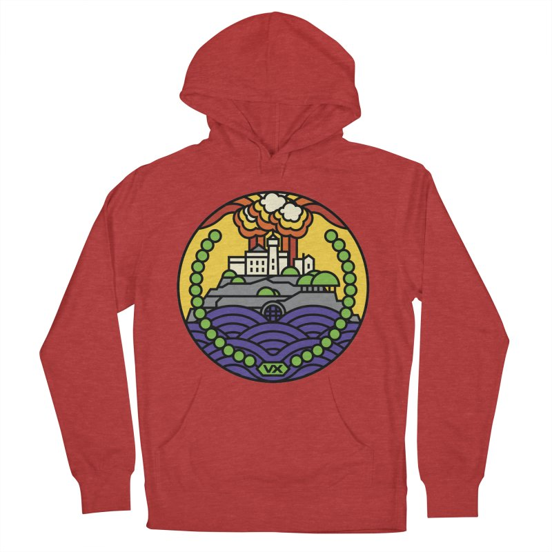 The Rock Women's Pullover Hoody by jasoncryer's Artist Shop