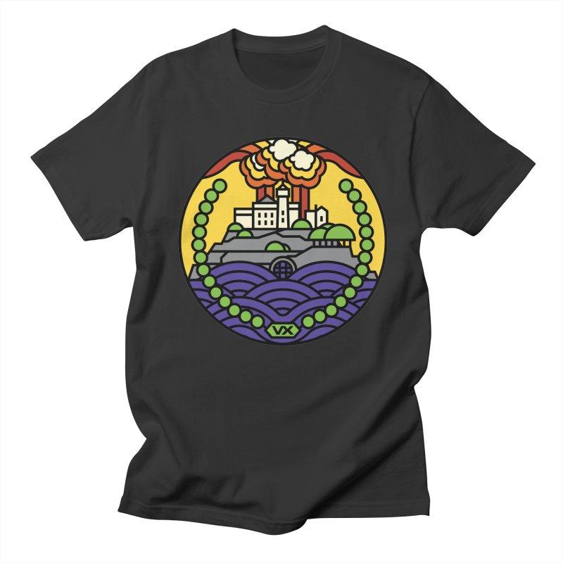 The Rock Men's Regular T-Shirt by jasoncryer's Artist Shop
